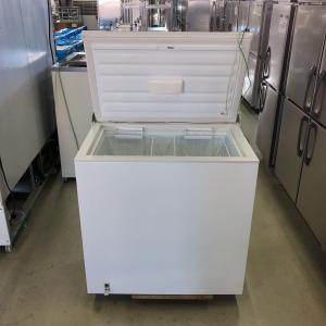 冷凍ストッカー(チェストフリーザー)サンデン SH-F190X 中古 e-gekiyasu