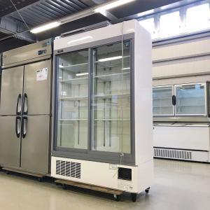 リーチイン冷蔵ショーケース ホシザキ RSC-120DT 中古 e-gekiyasu