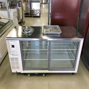 テーブル型冷蔵ショーケース ホシザキ RTS-120SNB2(H121326) 中古 e-gekiyasu