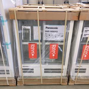 冷蔵ショーケース パナソニック SMR-M86NB 新品未使用品 e-gekiyasu