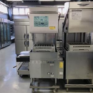 食器洗浄機 日本洗浄機 SD82GA 中古|e-gekiyasu