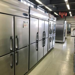 業務用冷蔵庫 大和冷機 613YCD-EC 中古|e-gekiyasu