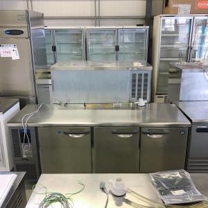コールドテーブル(冷凍冷蔵)ホシザキ RFT-180SNF 中古