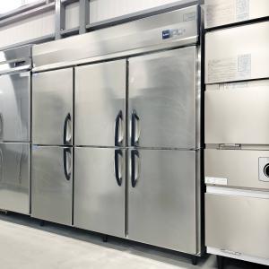 業務用冷凍冷蔵庫 大和冷機 632S2-EC 中古|e-gekiyasu