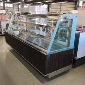 対面冷蔵ショーケース 大和冷機 TCR803-EC 中古【ガラス製品のため自社配送(三重県内)のみ注文承ります】|e-gekiyasu