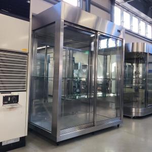 フラワー冷蔵ショーケース 大和冷機 DFA622-L 中古【ガラス製品のため自社配送(三重県内)のみ注文承ります】|e-gekiyasu