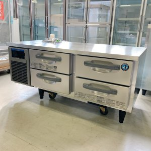 ドロワー冷蔵庫 ホシザキ RTL-120DNF 中古|e-gekiyasu