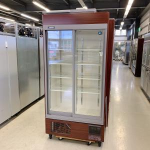 リーチイン冷蔵ショーケース ホシザキ RSC-90DT-B 中古|e-gekiyasu