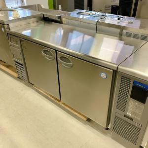 コールドテーブル(オール冷蔵)フクシマガリレイ(福島工業)YRC-150RE2 中古 e-gekiyasu