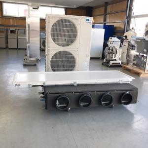 エアコン(天井埋込ビルトイン)6馬力 三菱 内機 PD-RP160GA13 外機 PUZ-ERMP160LA4 中古 e-gekiyasu