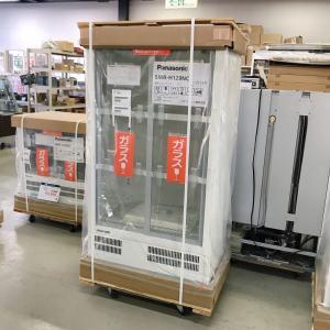 冷蔵ショーケース パナソニック SMR-H129NC 新品|e-gekiyasu