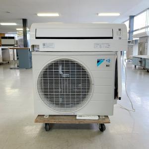 エアコン(壁掛け型)1馬力未満 10畳用 ダイキン 内機 AN28RESK-W 外機 AR28RESK 中古 e-gekiyasu