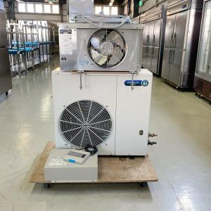 プレハブ冷凍ユニット 0.5坪用 ホシザキ 内機 HUS-8FA-E2 外機 HUS-8FA-UCI 中古|e-gekiyasu