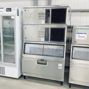ハーフキューブ製氷機 ホシザキ IM-230DM-21 中古|e-gekiyasu
