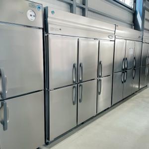 業務用冷凍冷蔵庫 ホシザキ HRF-180ZF3 中古|e-gekiyasu