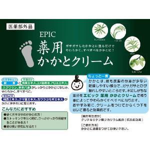 -EPIC- エピック 薬用かかとクリーム|e-goodsplus|02