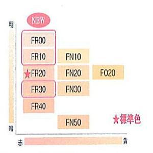 カバーマーク フローレス フィット(リフィル)SPF35 PA+++ FR00|e-hadapios|04