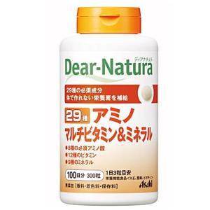ディアナチュラ 29アミノ マルチビタミン&ミネラル 300粒 e-hadapios