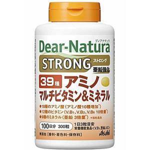 ディアナチュラ ストロング39アミノ マルチビタミン&ミネラル 300粒 e-hadapios