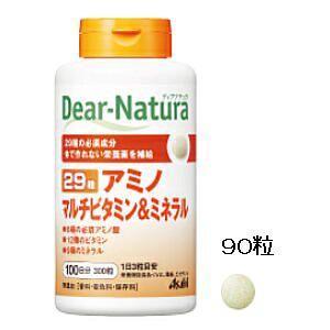 ディアナチュラ 29アミノ  マルチビタミン&ミネラル 90粒 e-hadapios