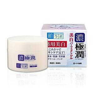 肌研(ハダラボ) 極潤 美白パーフェクトゲル 医薬部外品 100g ロート製薬 e-hadapios