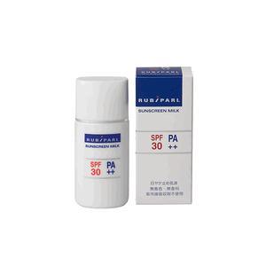 ルビパール サンスクリーンミルク SPF30 PA++ 30ml ポーラファルマ|e-hadapios