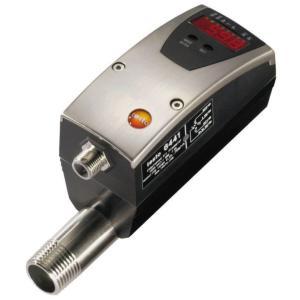 テスト― testo 6441 圧縮エア流量計 DN15 0555 6441 0.25〜75Nm3/h|e-hakaru