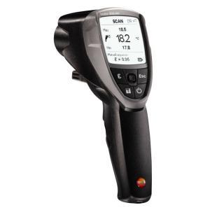 テスト― testo 835-H1 赤外放射温度計 0560 8356