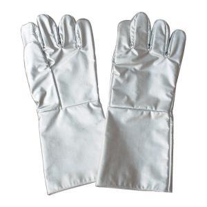耐熱手袋 5本指 アルミ CGF9 400mm|e-hakaru