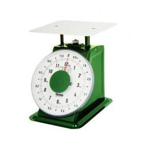 最もポピュラーでよく使われている上皿はかりです。 ひょう量12kg、目量は50g。 使用範囲500g...