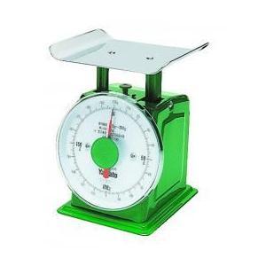 普及型より目量は粗くなりますが、場所をとらない中型タイプです。 ひょう量4kg、目量は20g単位。 ...