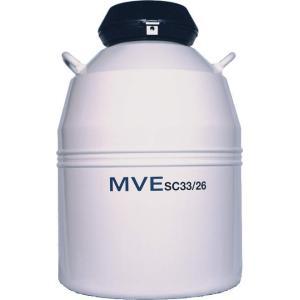 液体窒素保存容器 SC33/26|e-hakaru
