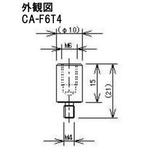 イマダ CA-F6T4 フォースゲージアタッチメント ネジ径変換アダプタ IMADA|e-hakaru