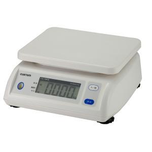 カスタム CS-20KS デジタルシャワールーフはかり 20kg / 0.01kg|e-hakaru