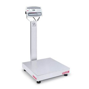 (直送品)オーハウス D52XW300WTDX7JP デジタル台はかり ディフェンダー5000シリーズ ステンレス防水タイプ|e-hakaru