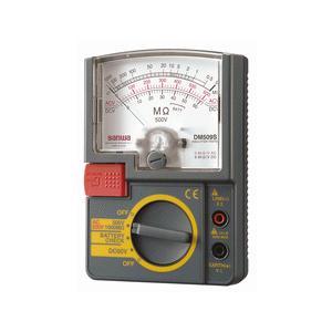 三和電気計器 DM509S アナログ絶縁抵抗計 単レンジ SANWA|e-hakaru