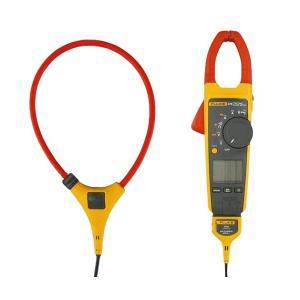 ■クランプメーター FLUKE-376の特長  ●交流電流・直流電流の両方の測定が可能なフレキシブル...