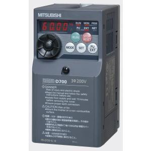 三菱電機 FR-D720S-2.2K 単相200V インバーター mitsubishi 2.2KW e-hakaru