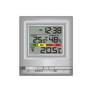マザーツール MT-873 壁掛け・卓上型熱中症指数計|e-hakaru