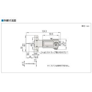 ミツトヨ タイヤデプスゲージ 571-100-20 NTD35-M e-hakaru 02
