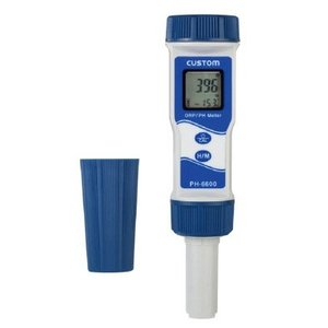 ■防水ORP計/pH計 PH-6600 PHセンサー(PH-6600S付)の特長      ●センサ...