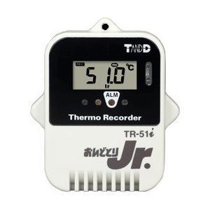 T&D TR-51i 温度記録計 おんどとりJr. ティーアンドディー|e-hakaru