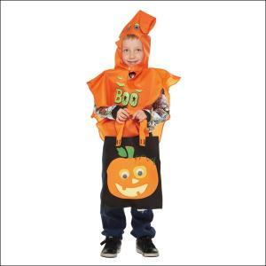 【在庫限り!特価品】700⇒500円 ハロウィングッズ パンプキンフェルトバッグ手作り工作キット Felt Bag Kit Pumpkin|e-halloween