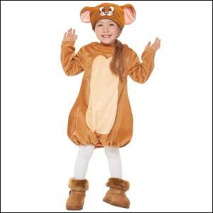 [在庫限り特価]ハロウィンコスチューム 子ども用ジェリー Child Jerry e-halloween