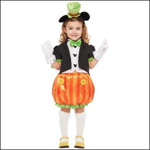 ハロウィンコスチューム 子ども用パンプキンミッキーS Child Pumpkin Mickey