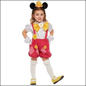 ハロウィンコスチューム 子ども用パステルミッキーS Child Pastel Color Mickey