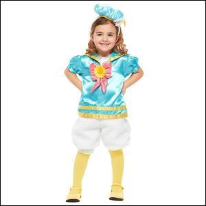 ハロウィンコスチューム 子ども用パステルドナルドS Child Pastel Color Daisy