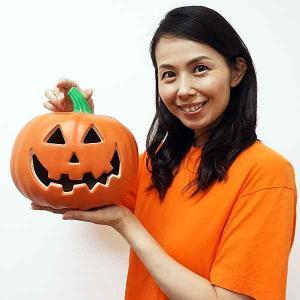 ハロウィン装飾 パンプキンランタン H20cm Sサイズ|e-halloween