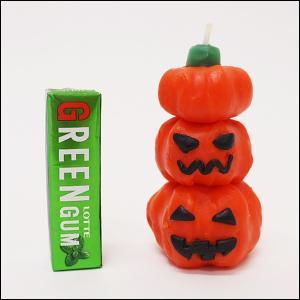 やさしいキャンドル作り ハロウィンパンプキン 大 / 手作り 工作 制作|e-halloween