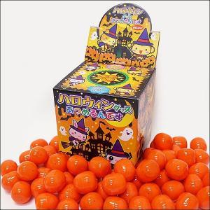 ハロウィン おもちゃ入りオレンジたまごつかみどり 60個|e-halloween
